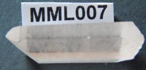 Maria Magdalena Lemurian kristal MML007