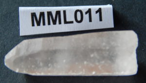 Maria Magdalena Lemurian kristal MML011