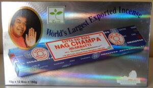 Nag Champa Agarbatti wierook pack