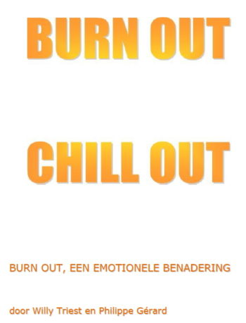 Burn-out chill out e-boek